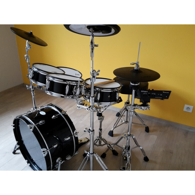 TD-25 karrace  version 2 cymbales