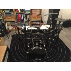 TD-25 karrace version 3  cymbales