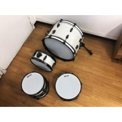 Set of pads for electronic drumkit
