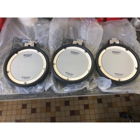 lot de 3 Pads Roland PDX-6